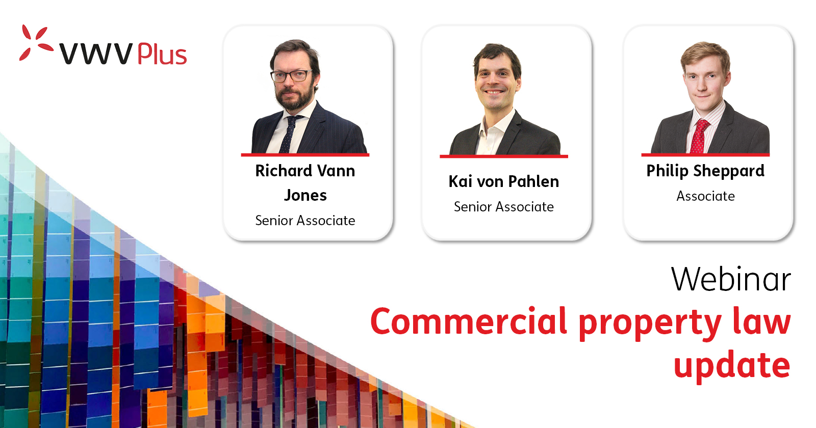 Commerical property law update   VWV Plus