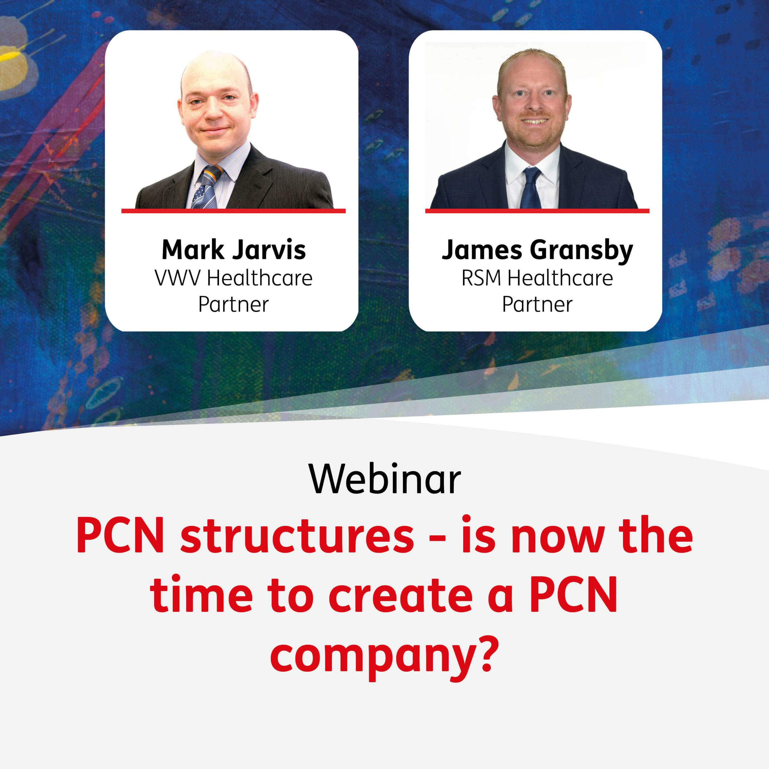Webinar - PCN 5 May 2021