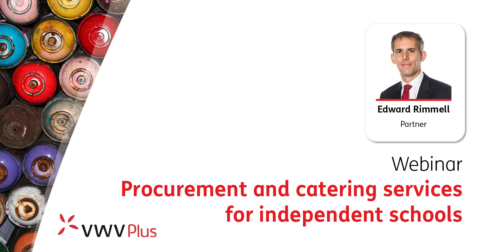 Procurement and catering for independent schools | VWV Plus