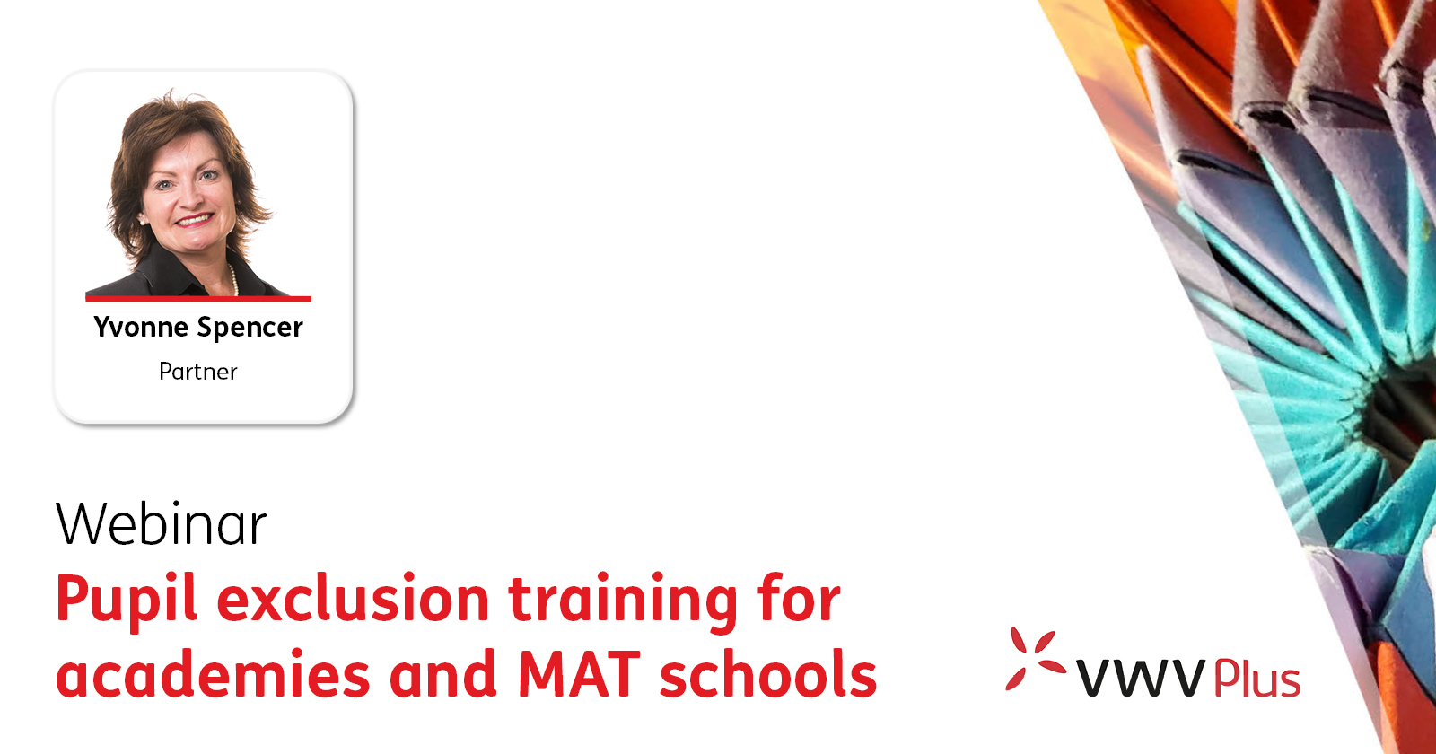 Pupil exclusion training for academies and MATs   VWV Plus