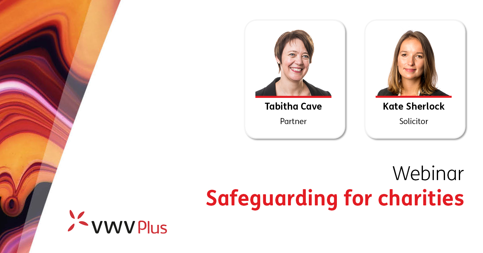Safeguarding for charities | VWV Plus