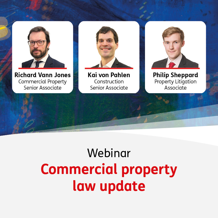 Commercial Property 13 May 2021