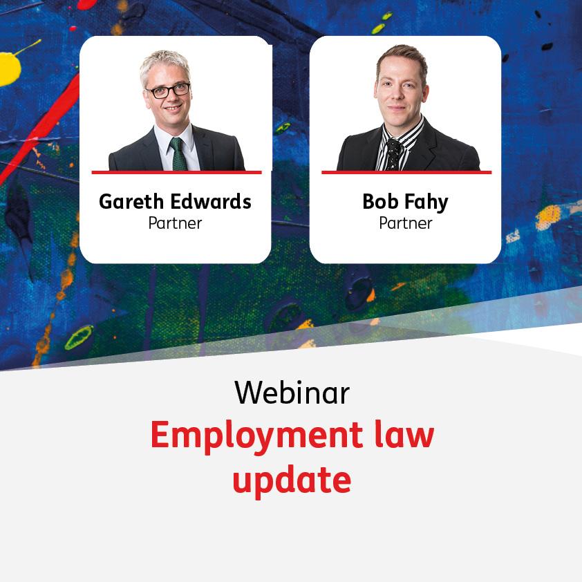 Employment law update