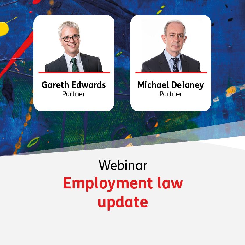 Employment law update - 2 June 2021