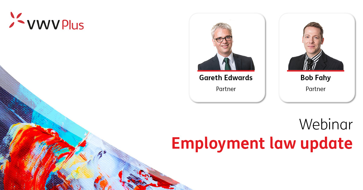 Employment law update - 19 May 2021