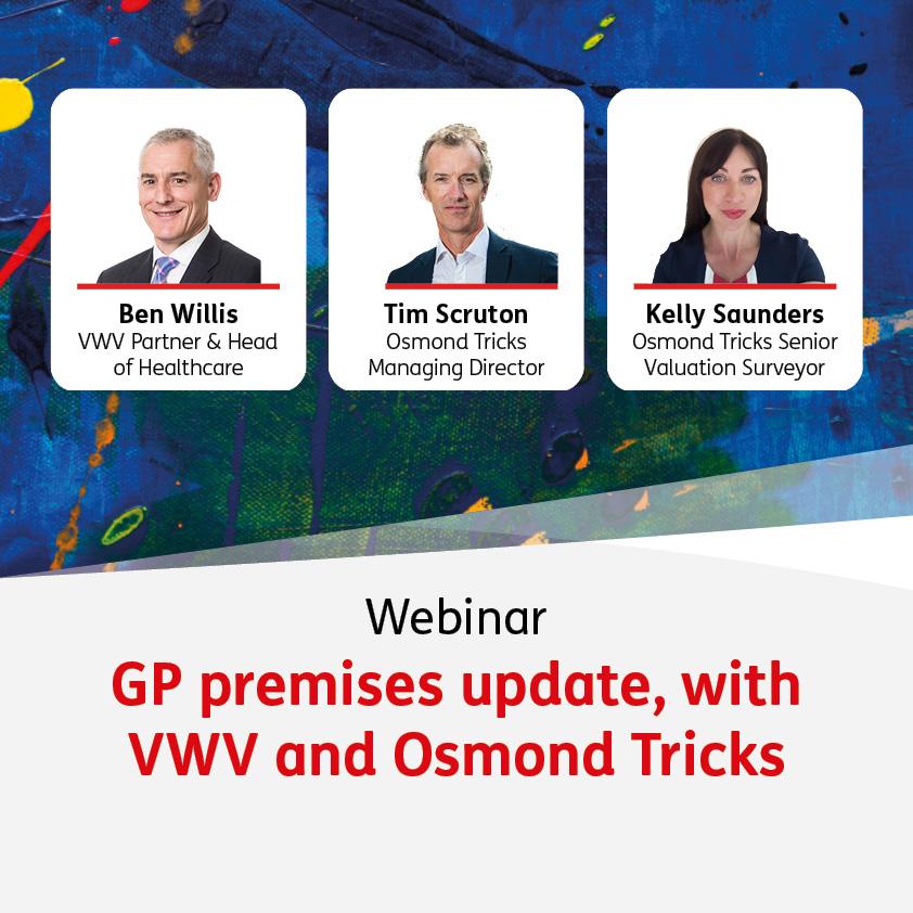GP premises update - 1 July 2021