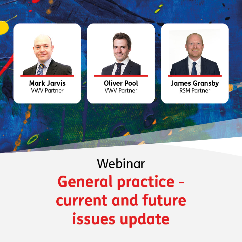 General practice - curren and future issues update - 24 June 2021