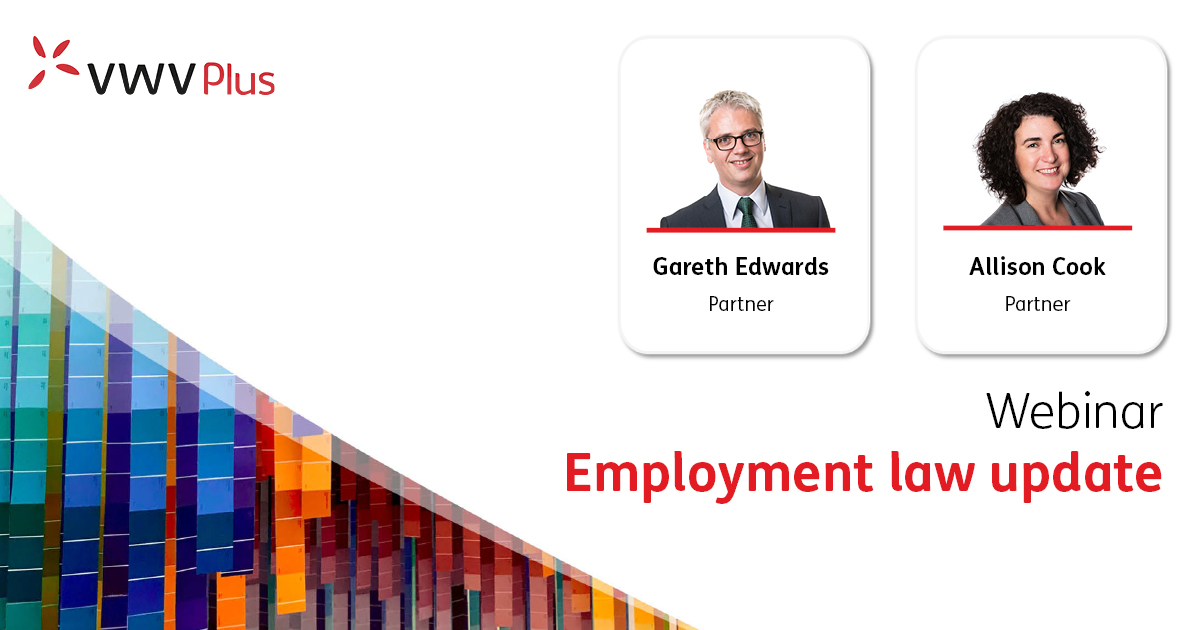 Employment law update - 14 July
