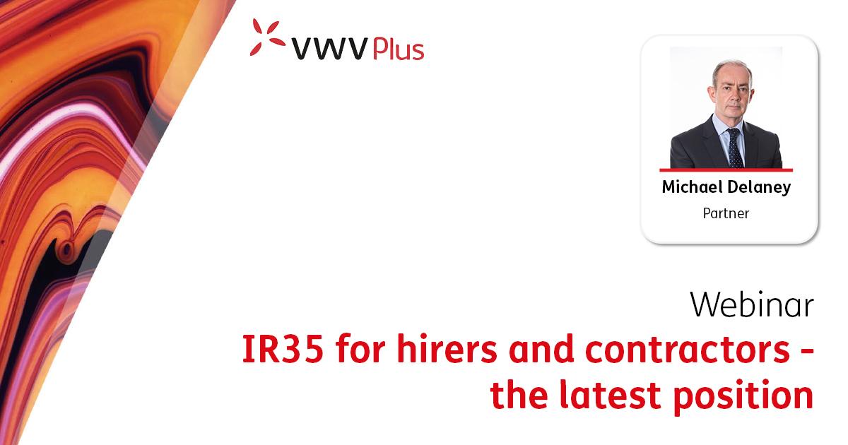 IR35 - 15 July 2021