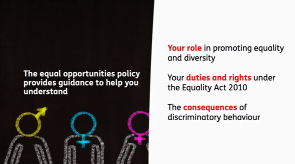 Equality and Diversity eLearning   VWV Plus