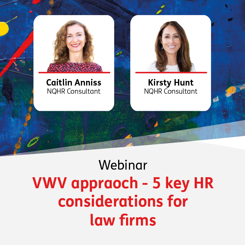 5 key HR considerations for law firms - 14 September