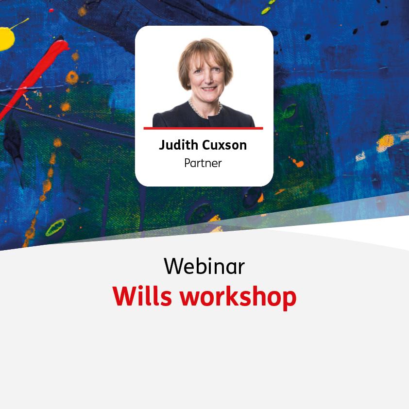 Wills workshop - 11 May 2022