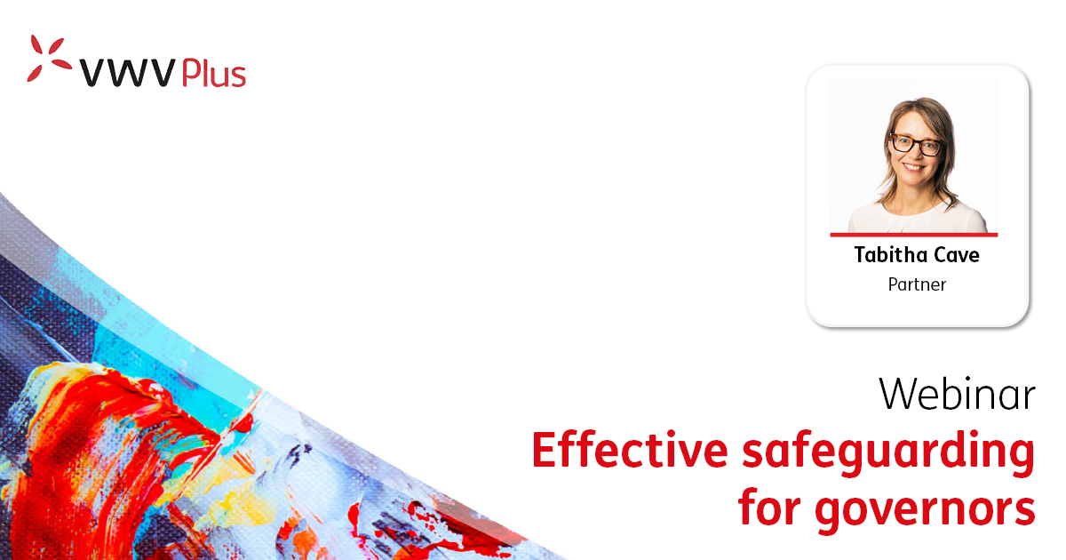 Effective safeguarding for governors - 2 December