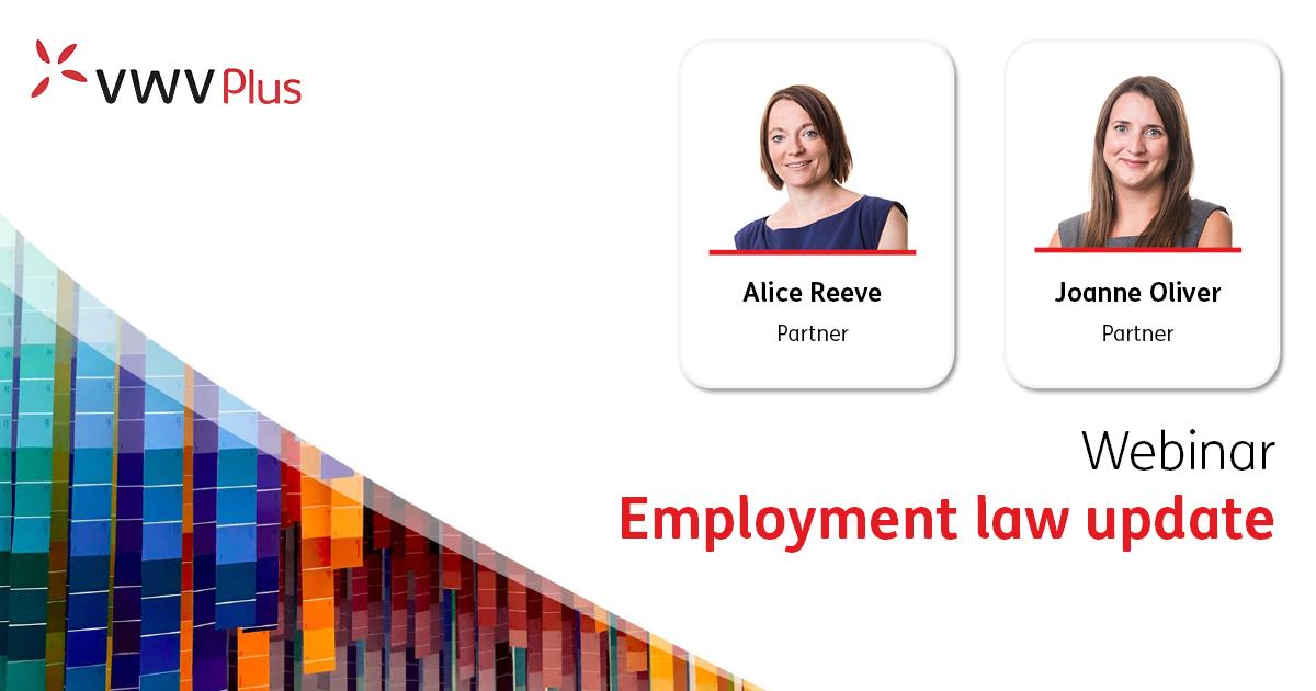 Employment law update - 22 September