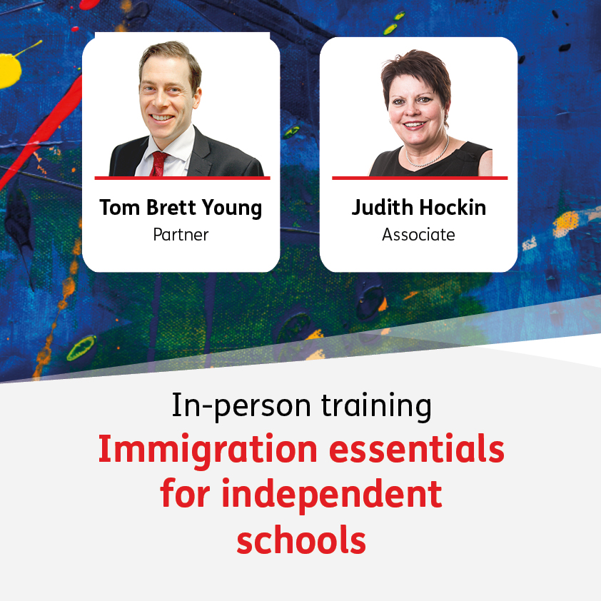 Immigration essentials - 25 Nov
